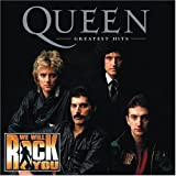 Greatest Hits: We Will Rock You Edition by Queen [Music CD]