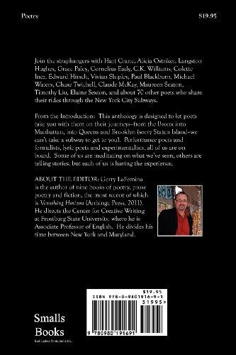 Token Entry: New York City Subway Poems