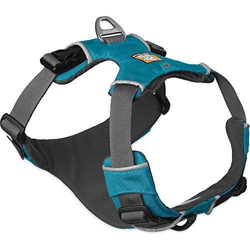 Ruffwear - Front Range All-Day Adventure Harness for Dogs, Pacific Blue, Medium (Dog Harnesses For Medium Dogs compare prices)