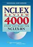 NCLEX® Review 4000: Study Software for NCLEX-RN® (Individual Version) (NCLEX 4000)