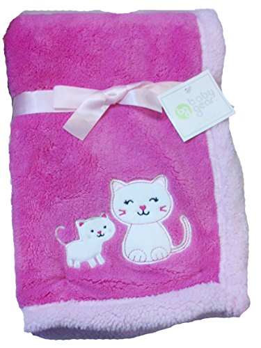 Baby Gear Baby Blanket Pink - 1