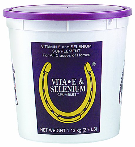 Vitamin E And Selenium Supplement