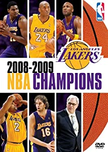 NBA Champions 2008-2009: Los Angeles Lakers [DVD]