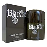 PACO RABANNE BLACK XS eau de toilette spray 50ml