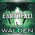 Earthfall (       UNABRIDGED) by Mark Walden Narrated by Steven Alexander
