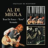TOUR DE FORCE LIVE, SCENARIO by Al Di Meola