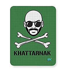 PosterGuy Mouse Pad - Being Indian Sahil Khattar Khattarnaak | Designed by: Being Indian