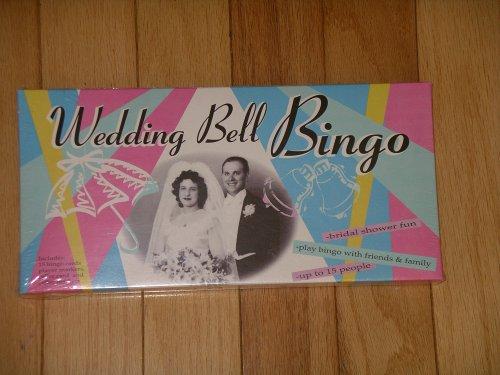 Wedding Bell Bingo