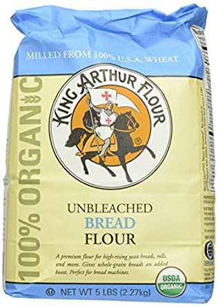 Amazon.com: King Arthur Flour 100%s Organic Unbleached