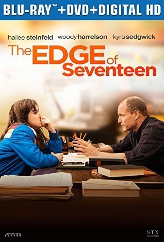 Blu-ray : The Edge of Seventeen (With DVD, Ultraviolet Digital Copy, Digitally Mastered in HD, Snap Case, Slipsleeve Packaging)
