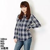 シップス(レディース)(SHIPS for women) リネン チェックシャツ 311121658
