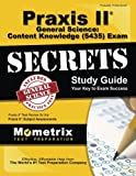 img - for Praxis II General Science: Content Knowledge (5435) Exam Secrets Study Guide: Praxis II Test Review for the Praxis II: Subject Assessments book / textbook / text book