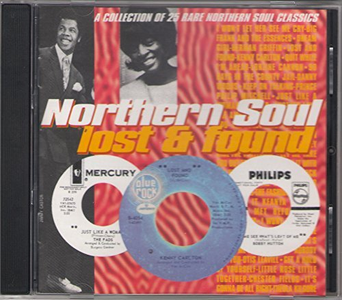 Northern Soul: Lost & Found, Vol. 1 by Big Frank & the Essences