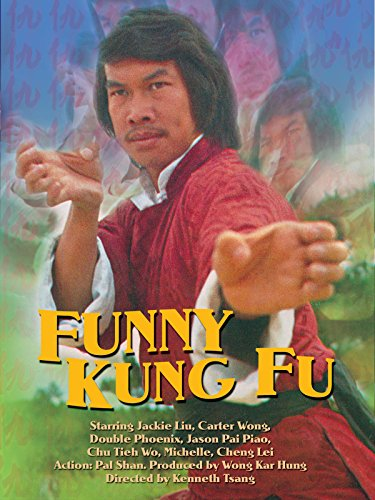 Funny Kung Fu on Amazon Prime Instant Video UK