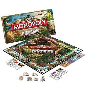 Monopoly: Dinosaur Edition
