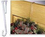 Clear Acrylic Christmas Wreath Holder [12141]