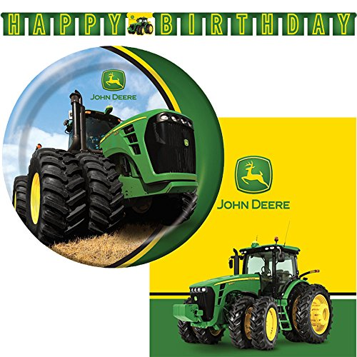 Mickey Mouse Cartoons John Deere Tractors : John deere themed party car interior design