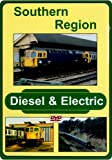 Southern Region Diesel and Electric - Railway DVD