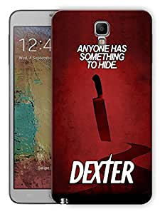 "Humor Gang Dexter Hide Printed Designer Mobile Back Cover For ""Samsung Galaxy Note 3"" (3D, Matte, Premium Quality Snap On Case)"