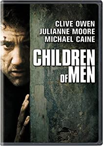 Cover of &quot;Children of Men [Blu-ray]&quot;