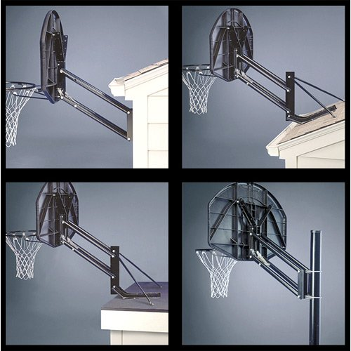 Spalding 8839S Adjustable Basketball Lift System