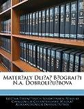 img - for Materialy Dlia Biografii N.a. Dobroliubova (Russian Edition) book / textbook / text book