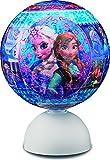 240ピース 3D球体パズル スターライトパズル・シリーズ アナと雪の女王 スノー・ファンタジー