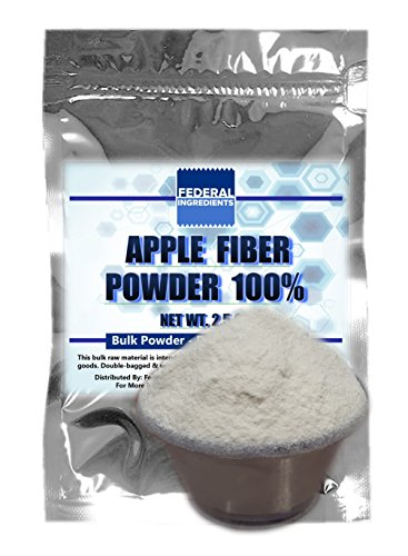 apple-fiber-powder-70-grams-25-ounces-lab-grade-sample-made-in-the-usa-by-federal-ingredients-aka
