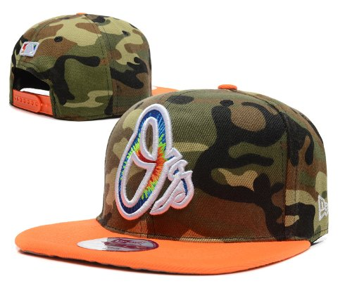 Baltimore Orioles 9FIFTY Snapback 2014 Camo Baseball hat at Amazon.com