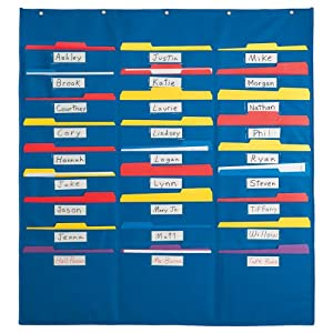 Smethport Organization Center Pocket Chart