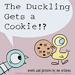 The Duckling Gets a Cookie!? Audiobook