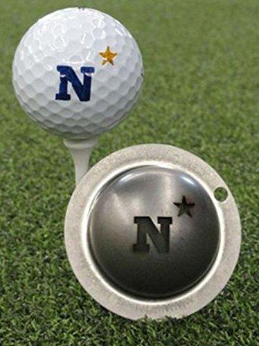 how to make a golf ball stencil