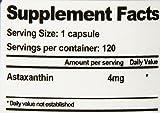 Eden Pond Astaxanthin-Natural Powerful Bio Astaxanthin Antioxidant Supplement 4mg Capsules 120 Count Discount