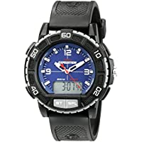 Timex T49968 Expedition Double Shock Men's Watch with Resin Band