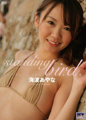 standing bird 海波あやな