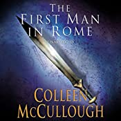 First Man in Rome | Colleen McCullough