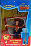 Toy Story 2 (Hang Around Woody Marionette)