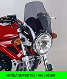 Puig Fly screen naked Yamaha YBR125/CUSTOM 08-13 / Honda CG125 light tinted 30%