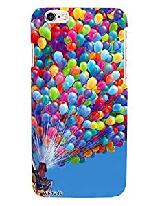 Colorful Balloons Case for Apple iPhone 6+ / 6s+ from Wrap On!