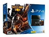 Sony PlayStation 4 with InFamous: Second Son