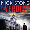 The Verdict Audiobook by Nick Stone Narrated by David Thorpe