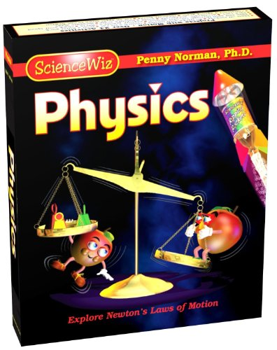 Science Wiz Scw7812 Physics Blast Off With Newtons Laws Of Motion SCW7812