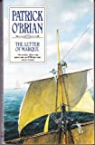 The Letter of Marque (0006177042) by Obrian, Patrick