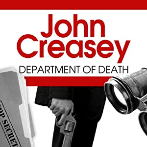 Department of Death Audiobook