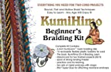 Kumihimo Braiding Project Kit (includes the KumiLoom(TM) and a book!)