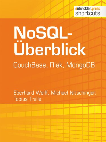 NoSQL-Überblick - CouchBase, Riak, MongoDB (shortcuts) (German Edition)