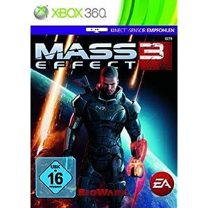 51lOzYO3mQL. AA300  [Amazon] Xbox 360 4 GB inkl. Kinect Sensor + Sesamstraße + Mass Effect 3 für 209,97€ oder weiteres Angebot für 229,97€