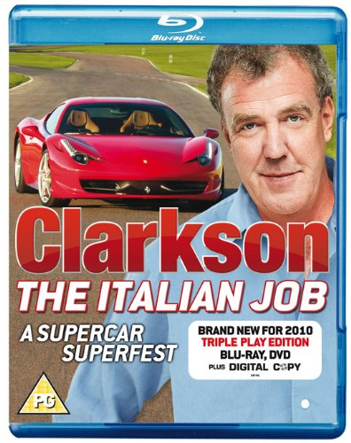 Clarkson the Italian Job [Blu-ray] (Italian Job Blu Ray compare prices)