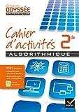 Odyssée Mathematiques - Cahier d'Algorithmique 2de ed 2013 Version Specimen