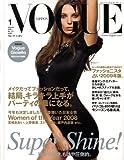 VOGUE NIPPON (ヴォーグ ニッポン) 2009年 01月号 [雑誌]